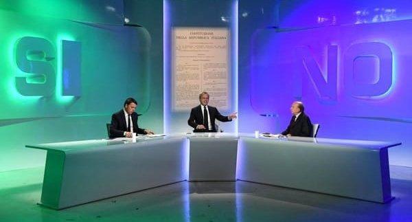Zagrebelsky vs Renzi: un incontro di boxe con KO Tecnico